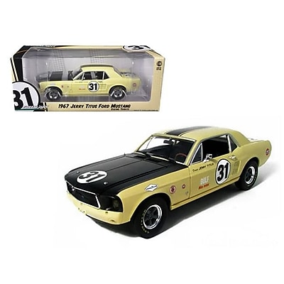 Greenlight 1967 Ford Mustang T A No.31