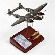 Mastercraft Collection P-38G Lightning Model (MTFM460)