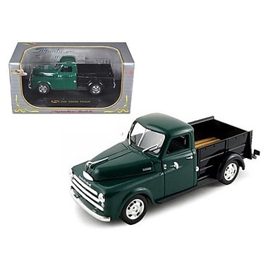 Signature Models 1948 Dodge Pickup Green 1-32 Diecast Model Car (DTDP1004)
