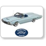 Motorhead Miniatures 1962 Ford Thunderbird Sport Roadster, Open - Sky Mist Blue (MTRHM039)