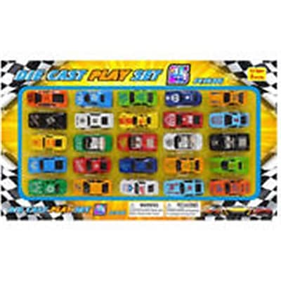 DDI 3 in. Diecast Car Collection -