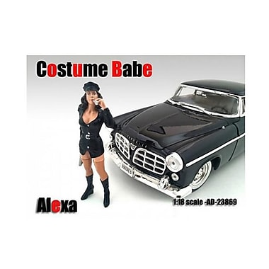 American Diorama Costume Babe Alexa Figure for 1-18 Scale Models (DTDP1992)