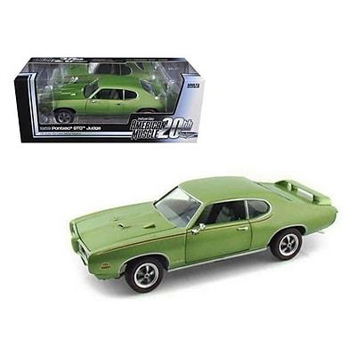 Autoworld 1969 Pontiac GTO Judge Green American