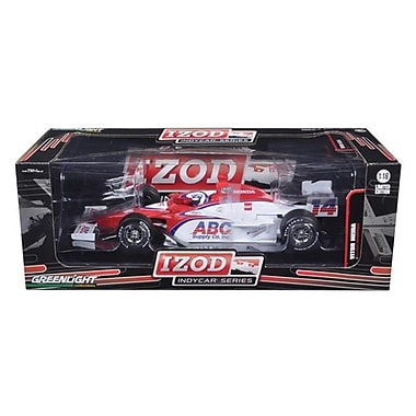 Greenlight 2011 Izod Indy Car No.14 Vitor Meira A.J. Foyt Racing 1 of 1008 Produced Worldwide 1-18 Diecast Model Car (DTDP496)