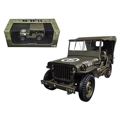 Welly 1 4 Ton US Army Jeep
