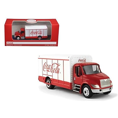 Motorcity Classics 1 by 87 Scale Diecast Coca Cola Beverage Truck Model (DTDP2842)