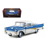 Arko 1958 Ford Fairlane Blue 1-32 Diecast Car Model (DTDP715)