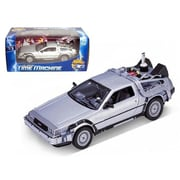 Welly Delorean From Movie Back to The Future 2 1-24 Diecast Car (DTDP1812)
