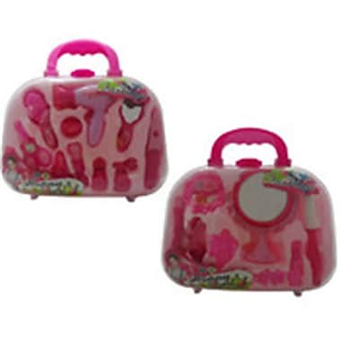 DDI Beauty Carry Case with Accessories, Assorted Colors (DLR339509)