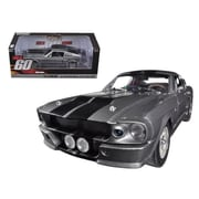 Greenlight 1967 Ford Mustang Custom Eleanor Gone in 60 Seconds Movie 2000 1-18 Diecast Car Model (DTDP2156)