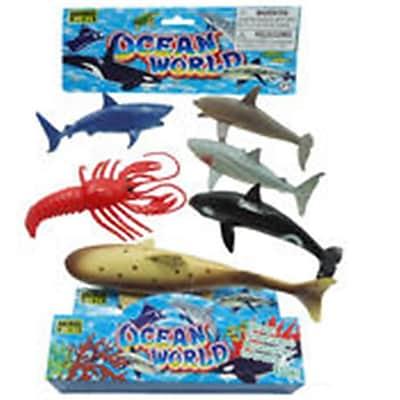 DDI 6 - 10 in. Animal Ocean