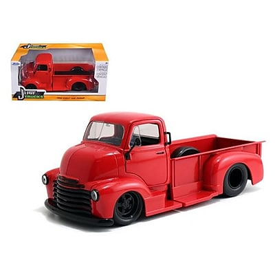 Jada 1952 Chevrolet COE Pickup Truck Red