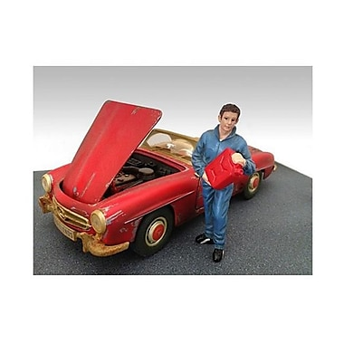 American Diorama Mechanic Dan Figure for 1-18 Diecast Model Cars (DTDP1958)