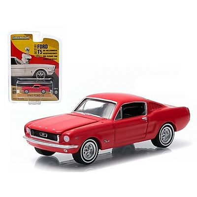 Greenlight 1965 Ford T5 Mustang Red Hobby