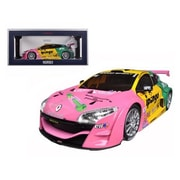 Norev 2012 Renault Megane No.14 Throphy Winner Team Oregon-Costa 1-18 Diecast Model Car (DTDP1317)