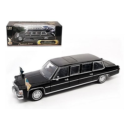 Road Signature 1983 Cadillac Fleetwood Presidential Limousine