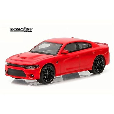 Greenlight 2016 Dodge Charger Hellcat Torred Diecast