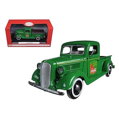 Motorcity Classics 1937 Ford Pickup Truck Green