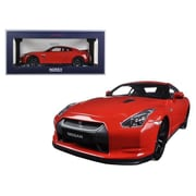 Norev 1 by 18 Scale Diecast 2008 Nissan GTR R-35 Red Model Car (DTDP2776)