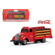 Motorcity Classics 1938 Coca Cola Delivery Bottle Truck 1-87 HO Scale Diecast Model (DTDP2494)