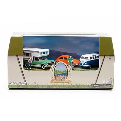 Greenlight Campsite Cruizers, 3 Cars, Set 1-64