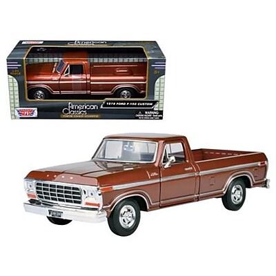 Motormax 1979 Ford F-150 Pickup Truck Diecast