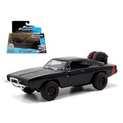 Jada Doms 1970 Dodge Charger R & T Off Road Version Fast & Furious 7 Movie 1-32 Diecast Car Model (DTDP1864)