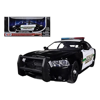 Motormax 2014 Dodge Charger Pursuit Socorro County
