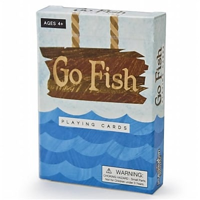 Brybelly Holdings Go Fish Illustrated Card Game