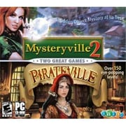 iWin 139033 Mysteryville 2 & Pirateville Combo Pack (XS139033)