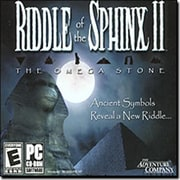 The Adventure Company Riddle of the Sphinx 2: The Omega Stone (XS43450)