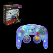 Retrolink Gamecube Style Wired USB Controller for PC & Mac - Blue LED (INNX495)