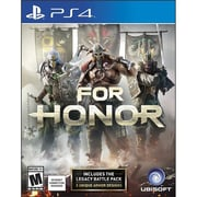 Ubi Soft Entertainment for Honor - PlayStation 4 (SYBA9073)