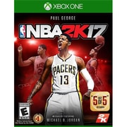 Take-Two Interactive Software NBA 2K17 for XBox One, Video Game (SYBA4473)