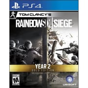 Ubi Soft Entertainment Tom Clancys Rainbow Six Siege Year 2 Gold (SYBA9076)