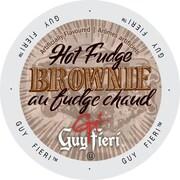 Guy Fieri Coffee Hot Fudge Brownie, Single Serve Cup Portion Pack for Keurig Brewers, 24 Count (SNGF5250)