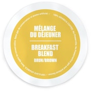 Faro Breakfast Blend, Single Serve Cup for Keurig Brewers, 48 Count (GMT9529-CP1)
