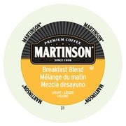 Martinson Coffee Breakfast Blend, RealCup portion pack for Keurig K-Cup Brewers, 192 Count (4320030)