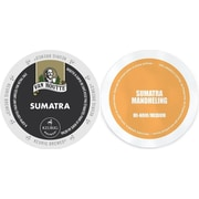 Sumatra K-Cup Variety Pack, 48 Count Keurig 2.0 K Cup Coffee Bundle, 48 Count (GMT9884-CP2)