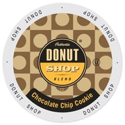 Authentic Donut Shop Chocolate Chip Cookie, Single Serve Cup Portion Pack for Keurig K-Cup Brewers, 48 Count (SNDO2200)