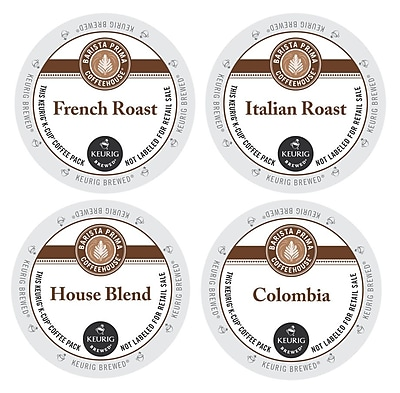 Barista Prima Coffee Bundle, 96 Count (BLB0013) 24116325