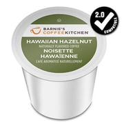 Barnie's Coffee Kitchen Hawaiian Hazelnut, Single Serve Cup Portion Pack for Keurig K-Cup Brewers, 24 Count (SNBA328156)
