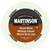 Martinson Coffee House Blend, RealCup portion pack for Keurig K-Cup Brewers, 48 Count (4320033)