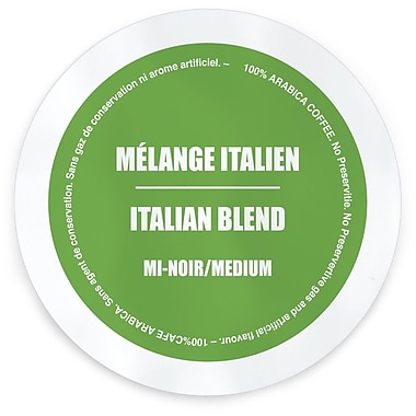 Faro Italian Blend, Single Serve Cup for Keurig Brewers, 96 Count (GMT9530-CP1)