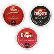 Folgers Gourmet Selections Coffee Bundle, 72 Count (BLB0023)