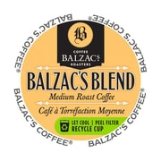 Balzac's Coffee Roasters Balzac's Blend, RealCup portion pack for Keurig K-Cup Brewers, 24 Count (3363002)