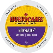 Hurricane Coffee And Tea Nor'easter, Single Serve Cup Portion Pack for Keurig K-Cup Brewers, 48 Count (SNHU5140)