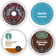 Keurig K-Cup Variety Pack, 96 Count Medium roast Coffee Bundle for K-Cup Brewers, 96 Count (GMT9020-CP4)