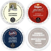 Colombian roast K-Cup Coffee 96 Count Variety Pack - Keurig 2.0 K-Cup Sampler, 96 Count (GMT9071-CP4)