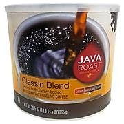 Java Roast Classic Blend Sweet/Nutty Ground Coffee, Medium Roast, 30.5 Oz. (91653)